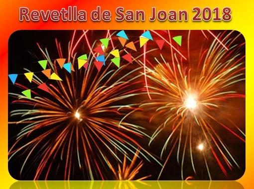 Verbena San Juan Sitges 2018